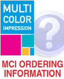 <b>MCI Ordering Information<br>Click Here for Details</b>